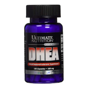 Ultimate Nutrition DHEA 100Mg 100 Caps