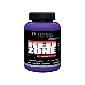 Ultimate Nutrition Red Zone 120 Caps